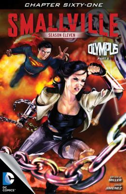 Smallville Season 11 #61 (NOOK Comic with Zoom View)