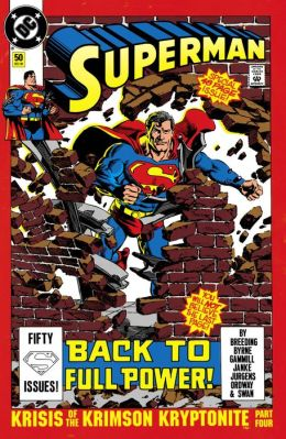 Superman #50 (1987-2006) (NOOK Comic with Zoom View)