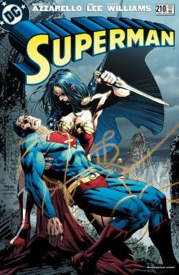 Superman #210 (1987-2006) (NOOK Comic with Zoom View)