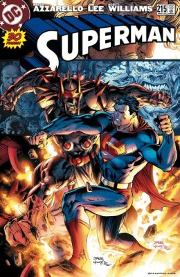 Superman #215 (1987-2006) (NOOK Comic with Zoom View)
