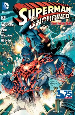 Superman Unchained (2013- ) #3 (NOOK Comic with Zoom View)