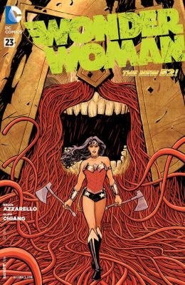 Wonder Woman #23 (2011- ) (NOOK Comic with Zoom View)