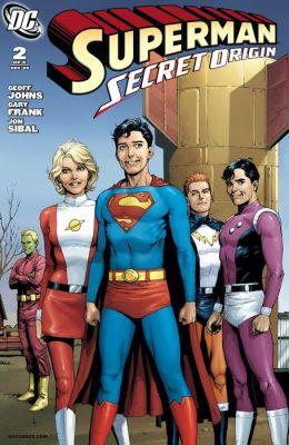 Superman: Secret Origin #2 (NOOK Comic with Zoom View)