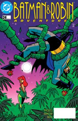Batman & Robin Adventures #24 (NOOK Comic with Zoom View)