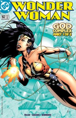 Wonder Woman #162 (1987-2006) (NOOK Comic with Zoom View)