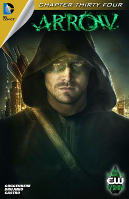 Arrow #34 (2012- ) (NOOK Comic with Zoom View)