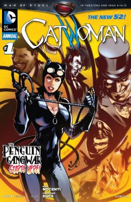 Catwoman (2011- ) Annual #1 (NOOK Comic with Zoom View)