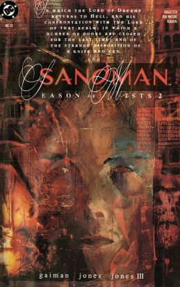 Sandman #23 (NOOK Comic with Zoom View)