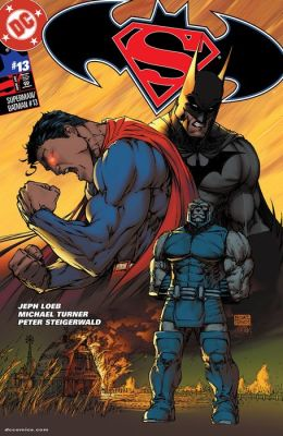 Superman/Batman #13 (NOOK Comic with Zoom View)