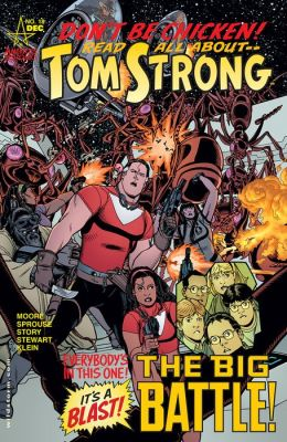 Tom Strong #18 (NOOK Comic with Zoom View)
