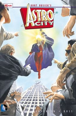 Astro City #1 (1995-1996) (NOOK Comic with Zoom View)