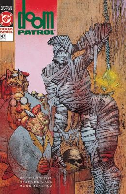 Doom Patrol #47 (1987-1995) (NOOK Comic with Zoom View)