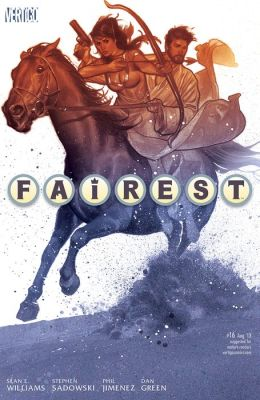 Fairest #16 (NOOK Comic with Zoom View)