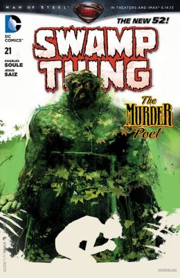 Swamp Thing #21 (2011- ) (NOOK Comic with Zoom View)