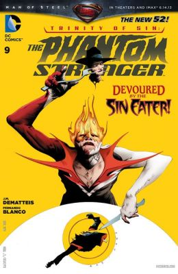 Trinity of Sin: Phantom Stranger #9 (2012- ) (NOOK Comic with Zoom View)