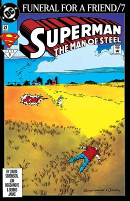 Superman: The Man of Steel #21 (1991-2003) (NOOK Comic with Zoom View)