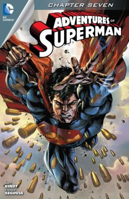 Adventures of Superman #7 (2013- ) (NOOK Comic with Zoom View)