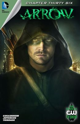 Arrow #36 (2012- ) (NOOK Comic with Zoom View)