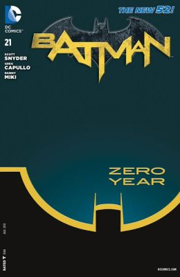 Batman #21 (2011- ) (NOOK Comic with Zoom View)
