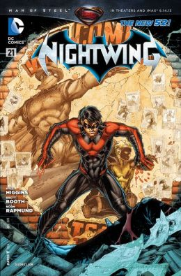 Nightwing #21 (2011- ) (NOOK Comic with Zoom View)