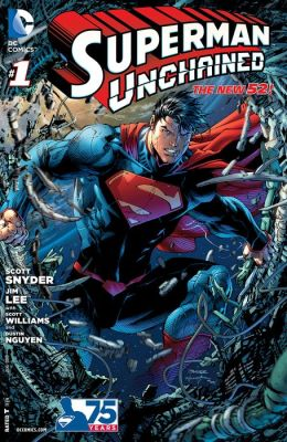 Superman Unchained (2013- ) #1 (NOOK Comic with Zoom View)