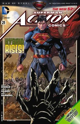 Action Comics #21 (2011-) (NOOK Comic with ZOOM View)