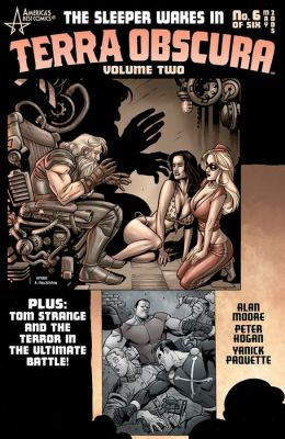Terra Obscura Vol 2 #6 (NOOK Comic with Zoom View)