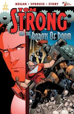 Tom Strong and the Robots of Doom #1 (NOOK Comic with Zoom View)
