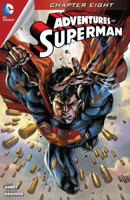 Adventures of Superman #8 (2013- ) (NOOK Comic with Zoom View)
