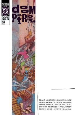Doom Patrol #50 (1987-1995) (NOOK Comic with Zoom View)