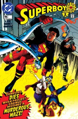 Superboy #71 (1994-2002) (NOOK Comic with Zoom View)