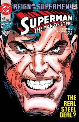 Superman: The Man of Steel #25 (1991-2003) (NOOK Comic with Zoom View)