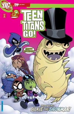Teen Titans Go! #37 (NOOK Comic with Zoom View)