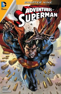 Adventures of Superman #9 (2013- ) (NOOK Comic with Zoom View)
