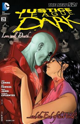Justice League Dark #21 (2011- ) (NOOK Comic with Zoom View)