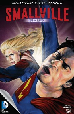 Smallville Season 11 #53 (NOOK Comic with Zoom View)