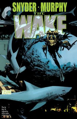 The Wake #2 (NOOK Comic with Zoom View)