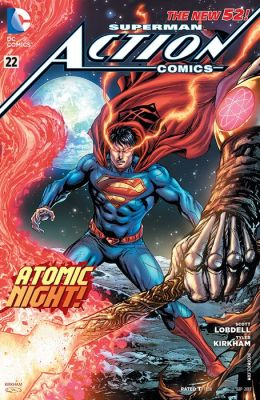 Action Comics #22 (2011- ) (NOOK Comic with Zoom View)