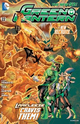 Green Lantern #22 (2011- ) (NOOK Comic with Zoom View)