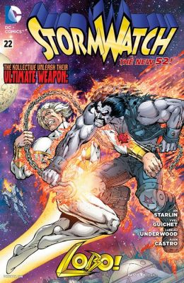 Stormwatch #22 (2011- ) (NOOK Comic with Zoom View)