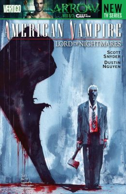 American Vampire: Lord of Nightmares #5 (NOOK Comic with Zoom View)