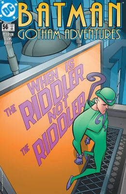 Batman: Gotham Adventures #56 (NOOK Comic with Zoom View)