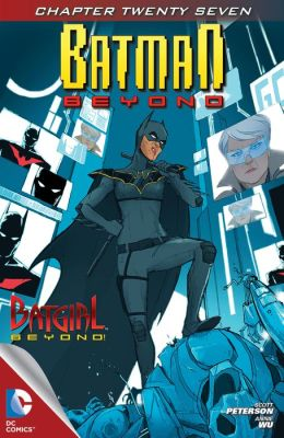 Batman Beyond #27 (2012- ) (NOOK Comic with Zoom View)