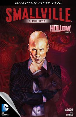 Smallville Season 11 #55 (NOOK Comic with Zoom View)