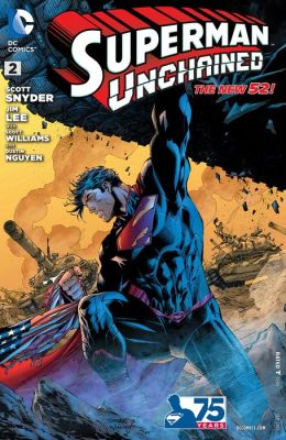 Superman Unchained (2013- ) #2 (NOOK Comic with Zoom View)