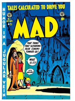 Mad Magazine #1 (NOOK Comic with Zoom View)
