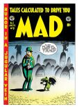 Jack Davis - Mad Magazine #3 (NOOK Comic with Zoom View)