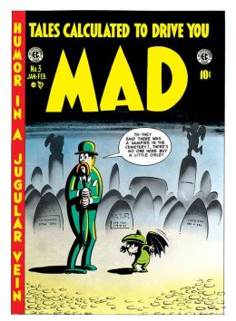 Mad Magazine #3 (NOOK Comic with Zoom View)