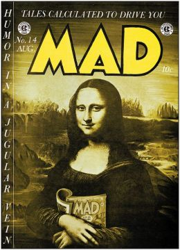 Mad Magazine #14 (NOOK Comic with Zoom View)