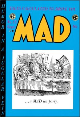 Mad Magazine #15 (NOOK Comic with Zoom View)